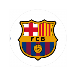 F. C. Barcelona Wafer Disc