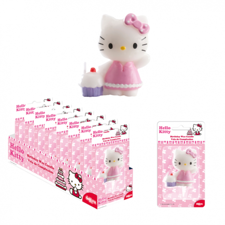 Hello Kitty Decorative Candle 7cm