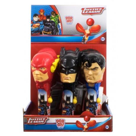 Justice League Lolly Pop Ups