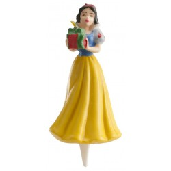 Princess Disney Candle Snow White 8cm