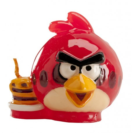 Angry Birds Candle 6cm