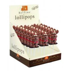Lollipop Xmas Reindeer Ralf (coloured milk) (153 mm)
