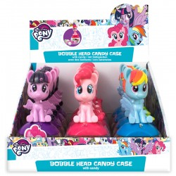 My Little Pony Bobble Head Candy Case