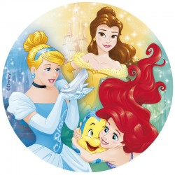 Wafer Disc Pricness Disney 20cm