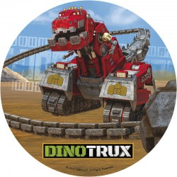 Dinotrux wafer disc 20cm
