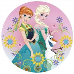 Frozen Edible Disc 20cm
