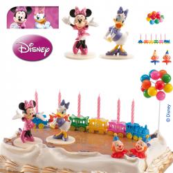 Kit Minnie & Daisy PVC 7cm