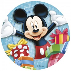 Mickey & Friends Edible Disc