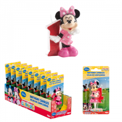 Minnie Candle N°1 6,5cm