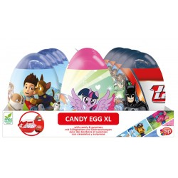 License Mix Candy Egg XL