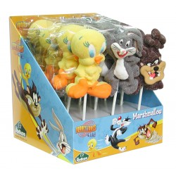Looney Tunes Marshmallow Lollipops