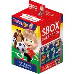 Sweet Box Masha & Bear Football collection