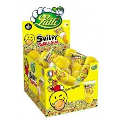 Lutti Tubble Gum Smiley