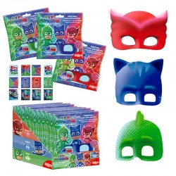 PJ Masks with Stickers and Candy