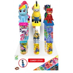 License Mix Candy Sticks