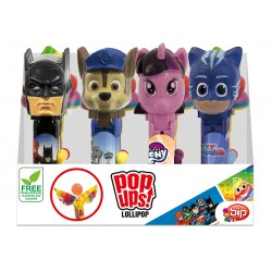 License Mix Lolly Pop Ups