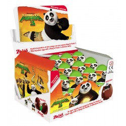 Kung Fu Panda milk Chocolate Eggs