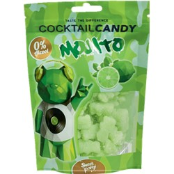 Coctail Candy Bears Mojito 100g bag