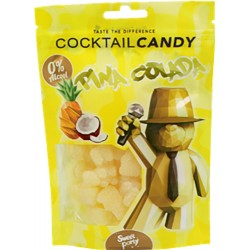 Coctail Candy Bears Pina Colada 100g bag