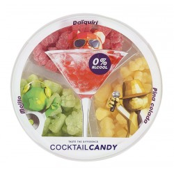 Coctail Candy Bears Assorted Box 450g