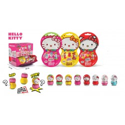 Hello Kitty Flipperz with candies