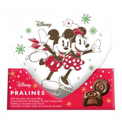 Mickey & Friends Heart Shaped Tin