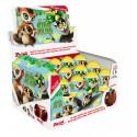 King Julien Milk Chocolate Eggs