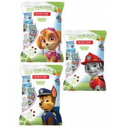 Paw Patrol Fun & Fruity Activity Bag