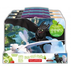 Dragons Fruity Lunch Box