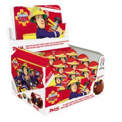 Fireman Sam Chocolate Eggs