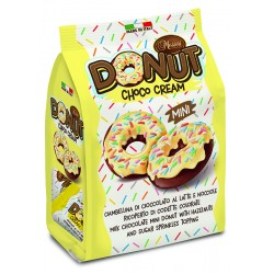 Bag Donut Choco Cream 6 pack