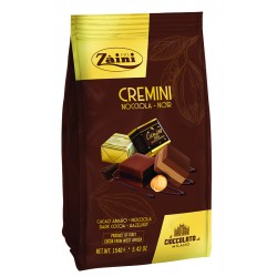 Cremini Nut and Noir Bag 154g