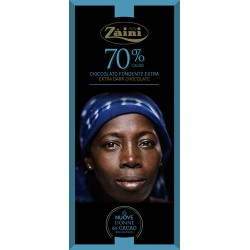 Women 70% Dark Chocolate Bar 75g