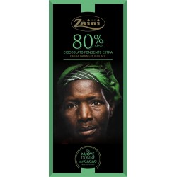 Women 80% Dark Chocolate Bar 75g
