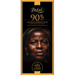 Women 90% Dark Chocolate Bar 75g