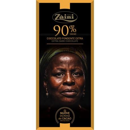 Women 90% Dark Chocolate Bar 75g