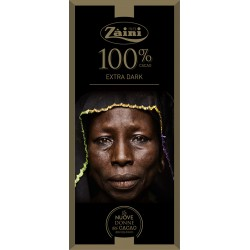 Women 100% Dark Chocolate Bar 75g