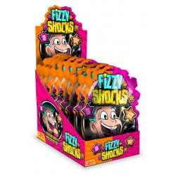 Fizzy Shocks Popping Candy (Strawberry_Tropical)