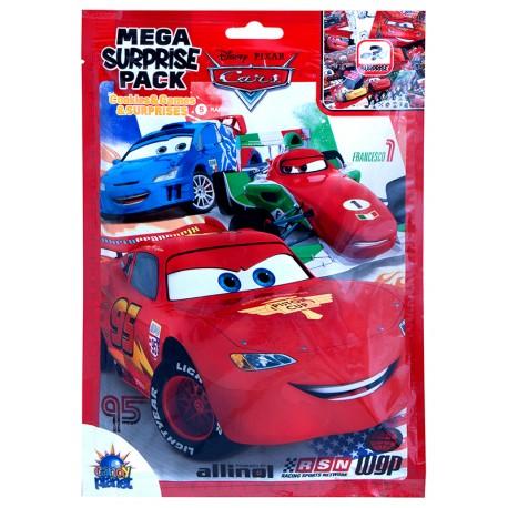 Cars Mega Surprise Pack