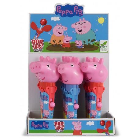 Peppa Pig Lolly Pop Ups