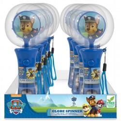 Paw Patrol Globe Spinner