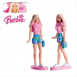 Barbie Set PVC 8 cm