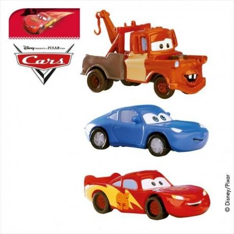 Cars Set PVC 7 cm