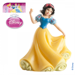Snow White Princess Set PVC 8 cm
