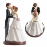 Kiss Wedding Figurine 16 cm