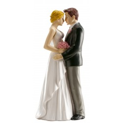 Wedding Figurine Embraced 16 cm