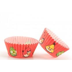 Angry Birds Cupcake Capsule 5x3 cm