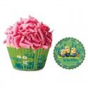 Minions Cupcake Capsules 5cm x 3cm