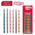 Candle Funny Colors Stick 13 cm