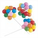 Funny Plastic Globes 17 cm